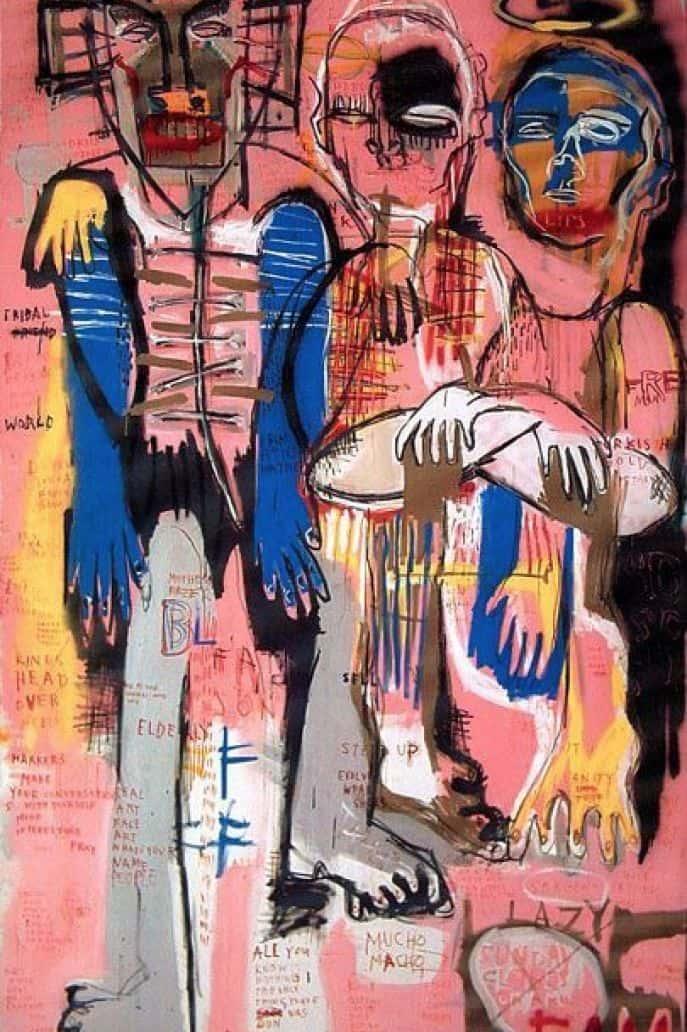 Basquiat Jean Michel - poster