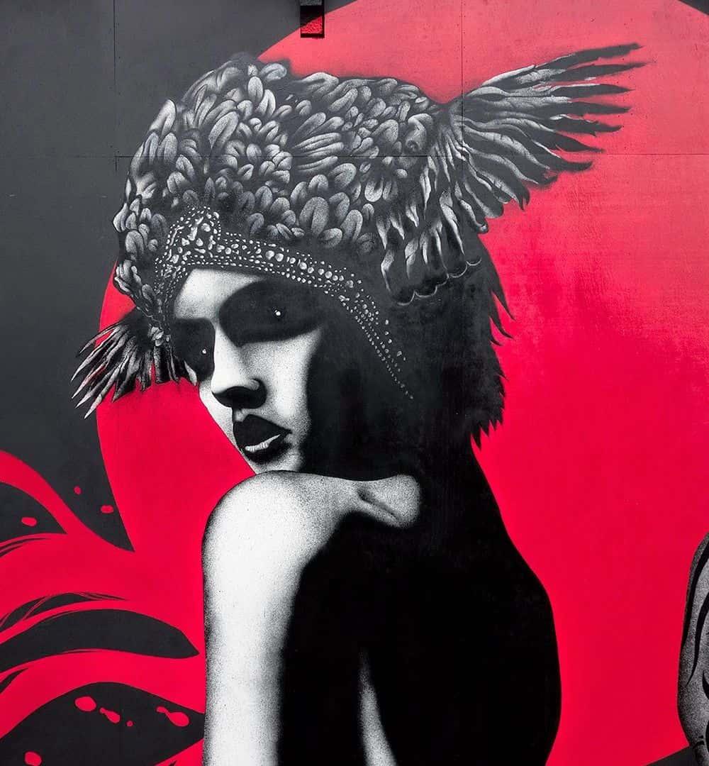 all street art