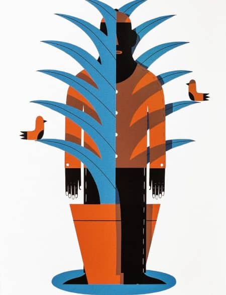 Agostino Iacurci 'New Print'
