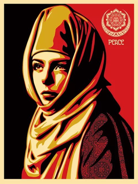 "Shepard Fairey ""Universal Personhood"" New Print Available ..."