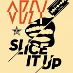"Shepard Fairey ""Slice It Up"" Limited Edition Screen Print"