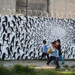 "David De La Mano ""Latitude"" New Mural – Montevideo, Uruguay"