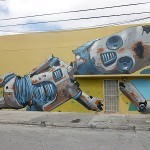 Pixel Pancho New Mural In Miami