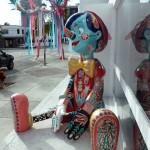 Carlito Dalceggio New Pinocchio Sculpture In Miami