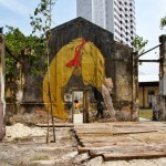 "Coverage: Ernest Zacharevic ""Art Is Rubbish Is Art"" – Penang, Malaysia"