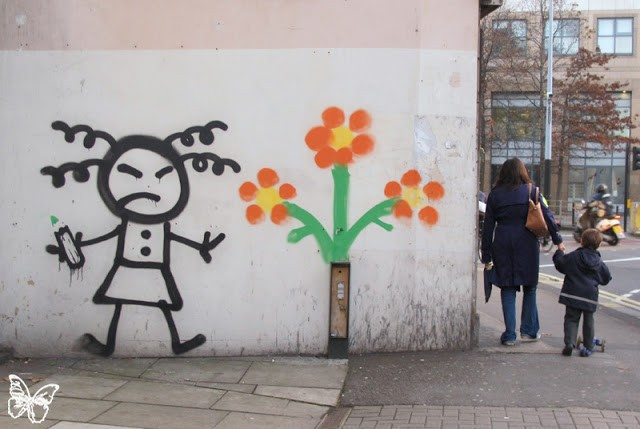 Banksy New Street Piece In Hammersmith, London?