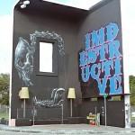 Roa & Ben Eine New Murals In Miami