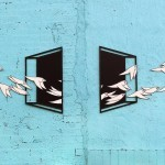 "Know Hope x Aakash Nihalani ""Uncornered"" New Mural – New York City"