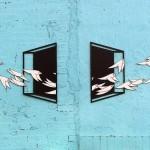 "Know Hope x Aakash Nihalani ""Uncornered"" New Mural – New York City"