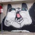 Angry Woebots New Mural In Miami
