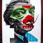 "Orticanoodles ""Portrait Of Salvador Dali"" New Edition Available Now"