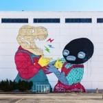 Jasper Wong x Kelly Towles New Mural – Washington, USA