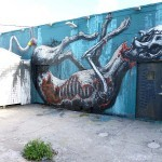 Roa New Mural In Miami