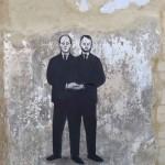 "Escif ""Position-Oposition"" New Mural In Valencia, Spain"