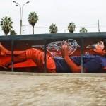 JADE New Mural @ Museo de Arte Contemporáneo – Lima, Peru