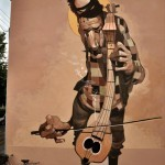 Stamatis Laskos New Mural – Volos, Greece