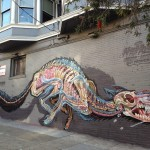 Nychos New Mural – San Francisco, USA