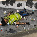 """Icy & Sot x Sonni """"Gulliver 2.0"""" New Mural – New York City"""