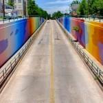 MOMO New Piece For Living Walls '14 – Atlanta, USA