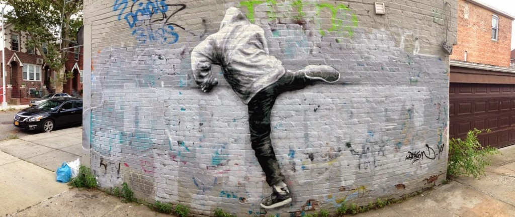 Martin Whatson New Mural – New York City, USA