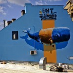 Never Crew New Mural – Belgrade, Serbia