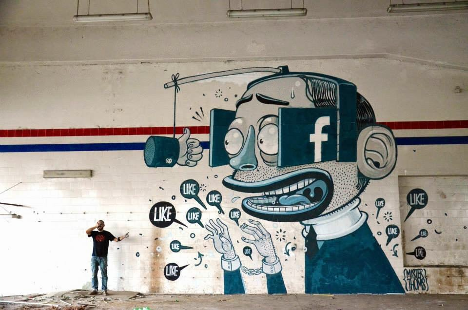 Mr Thoms New Mural – Ferentino, Italy