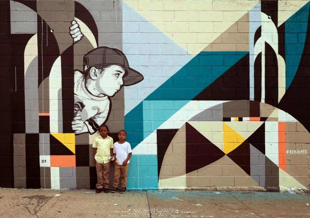 Joe Iurato x Rubin New Collaboration – Queens, New York City