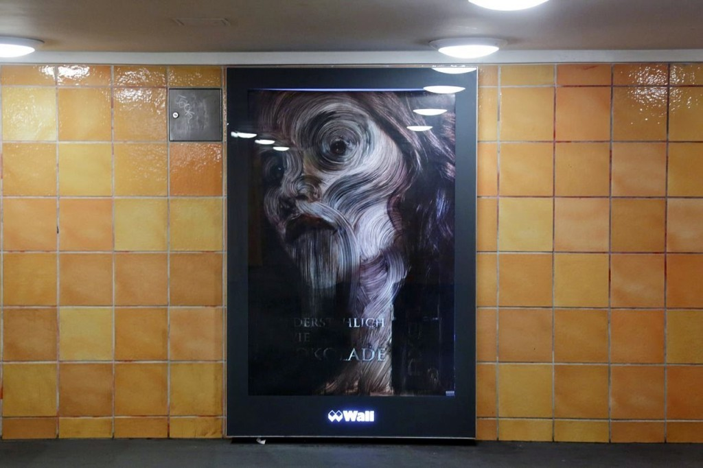 Vermibus unveils a new series of pieces in Berlin, Germany