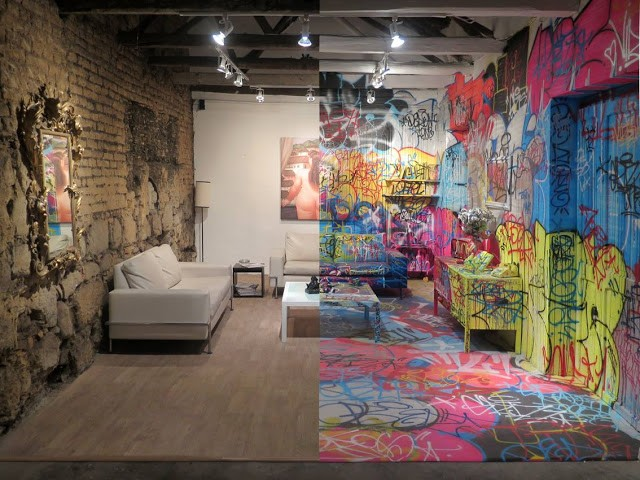 """""""Panic Room"""", a new indoor installation by Tilt in Bogota, Colombia"""