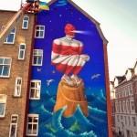 """AEC from Interesni Kazki creates """"Lighthouse"""" For We Aart In Aalborg, Denmark"""