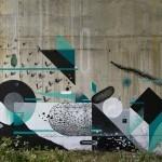 Nelio x Xuan Alyfe New Urban Collaborations – Somao & Avilés, Spain