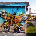 "Bordalo II ""Bordaleta"" New Installation – Lisbon, Portugal"