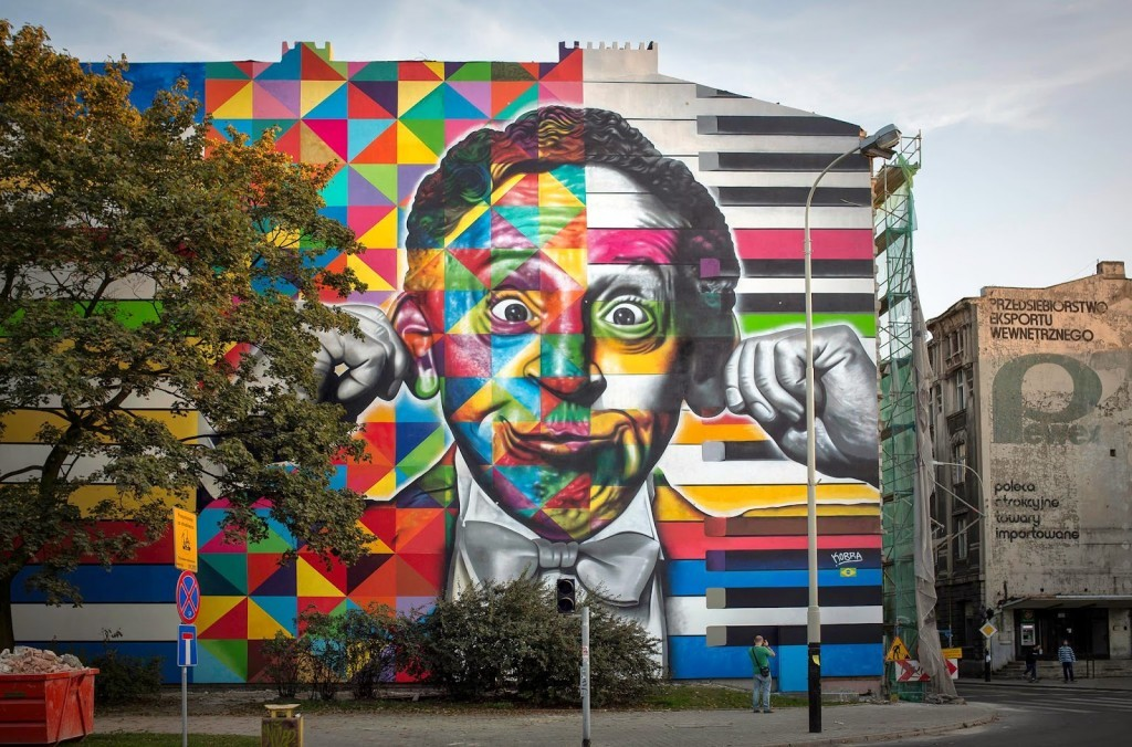 "Kobra unveils ""Arthur Rubinstein"" for Urban Forms in Lodz, Poland"