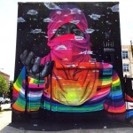 Dasic Fernandez New Mural For The Bushwick Collective – New York City