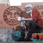 "MTO paints ""The Death Of The Neighborhood"" in Wynwood, Miami"