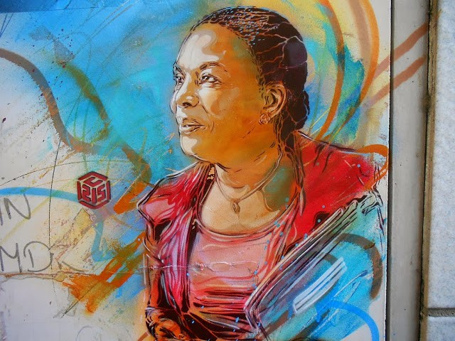 C215 New Street Portraits – Vitry, France