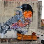 L7M unveils a new street art mural in Maracay, Venezuela