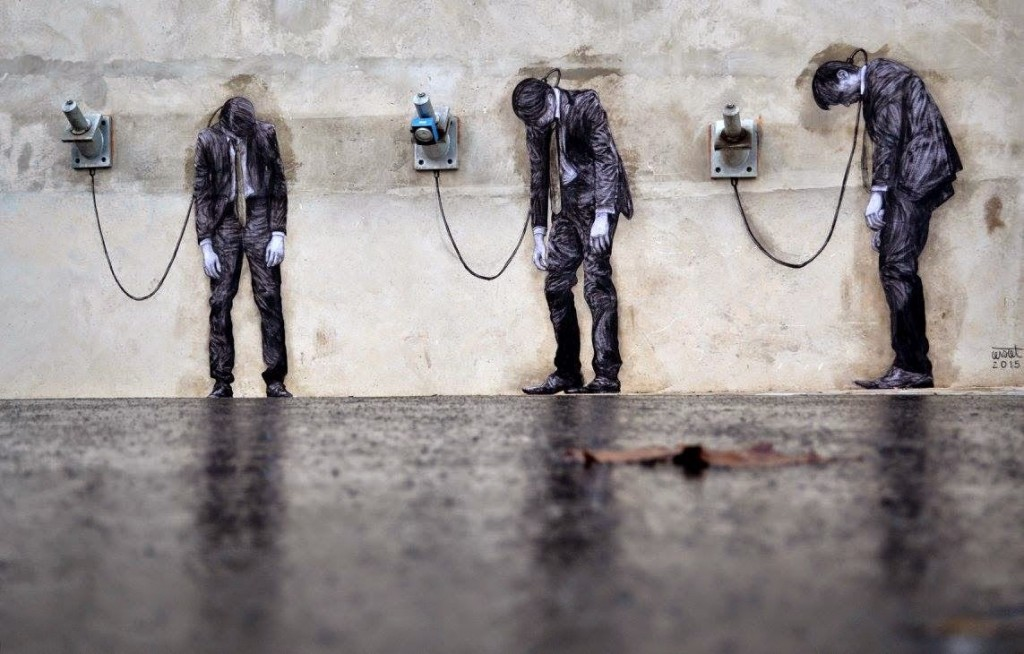 The 10 Most Popular Street Art Pieces of January 2015