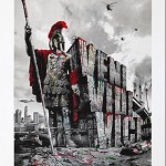 """Nomadé """"The Fall Of The Los Angeles Empire"""" New Print Available Now"""