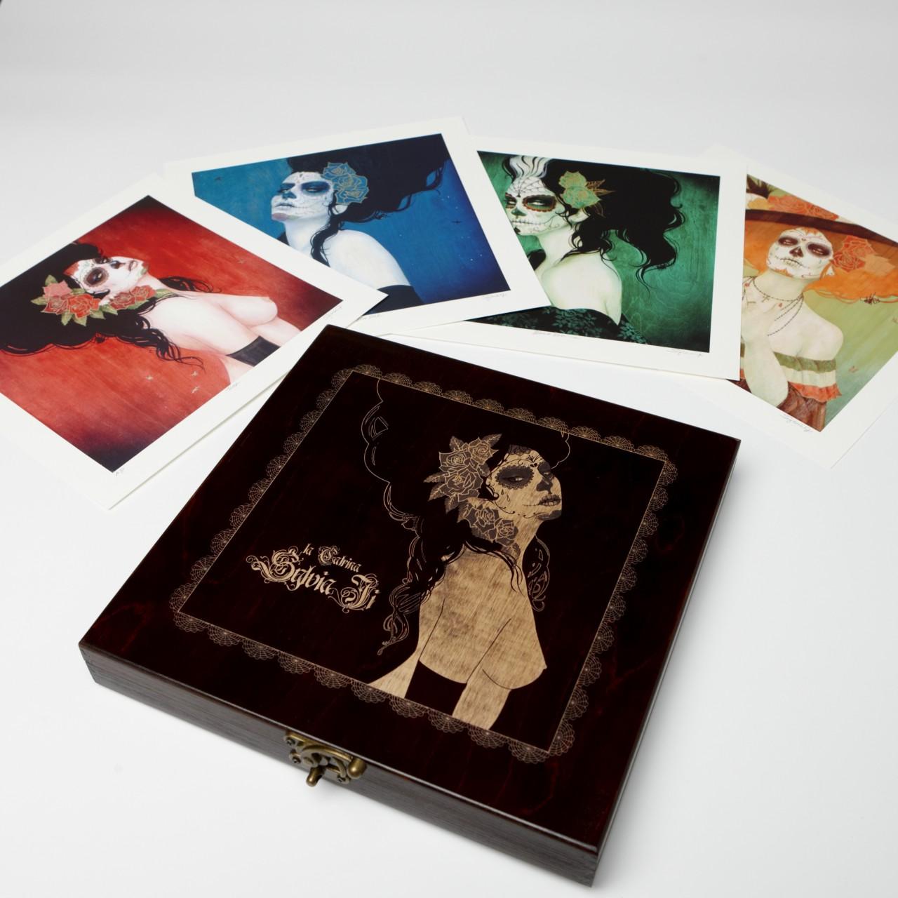 Sylvia Ji's La Catrina Box Set