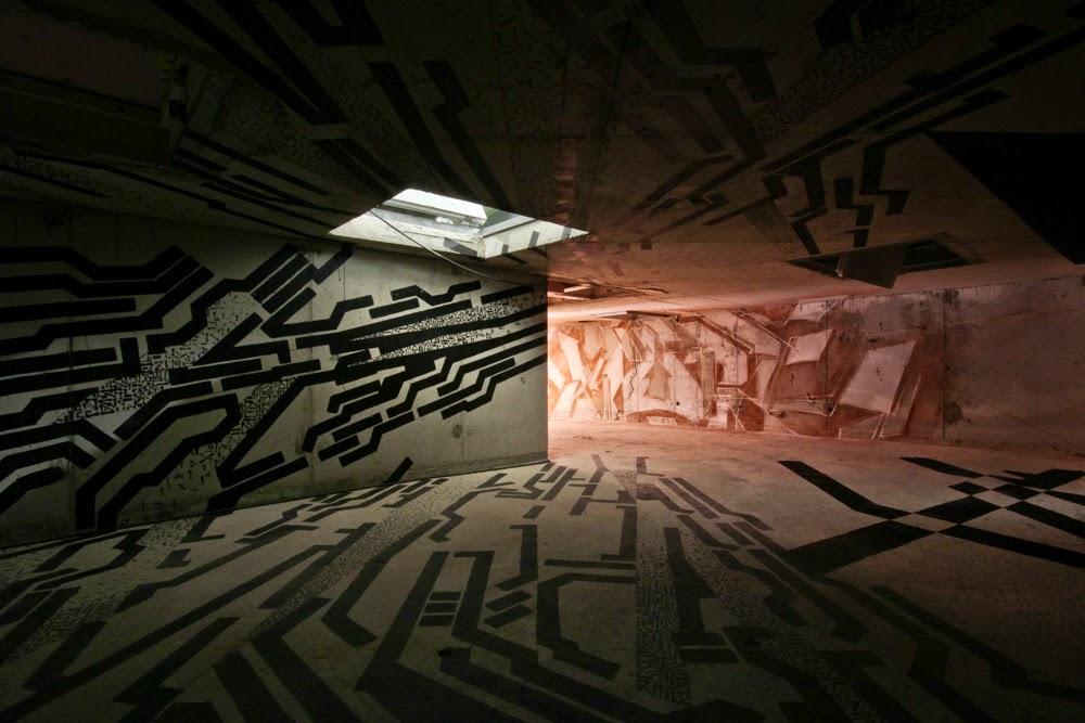 "Lek & Sowat – Mode2 – Futura 2000  ""Underground Doesn't Exist Anymore"" @ Paris' Palais de Tokyo"