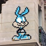 Invader New Invasions In Paris – November 2013
