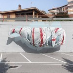 NEVERCREW unveils a new piece for Urban Canvas in Italy