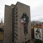 Nick Walker New Mural In Bristol For See No Evil