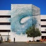 DALeast creates a new mural for Public '15 in Perth, Australia
