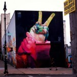 Case New Mural In New York City, USA