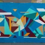 Nelio x Poeta New Mural – Buenos Aires, Argentina