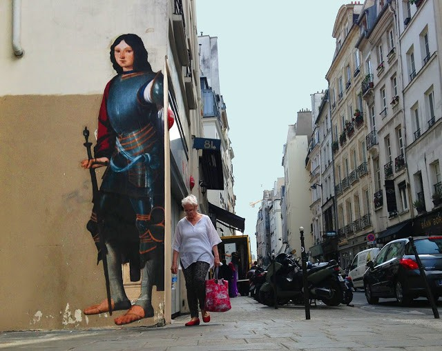 A new piece by Outings Project in Paris, France