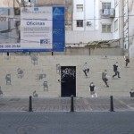 Escif x Hyuro New Mural In Valencia, Spain