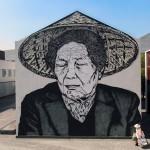 Icy & Sot unveils a new piece in Zhujiajiao, China